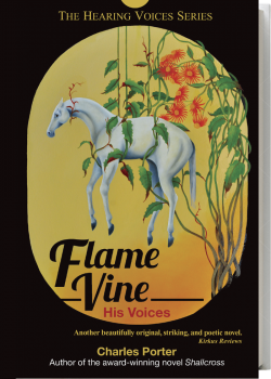 book cover flamevine